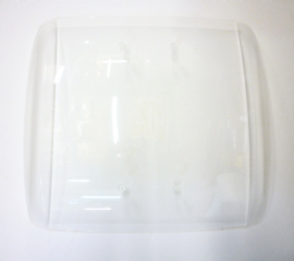 MPK clear skylight replacement dome 280